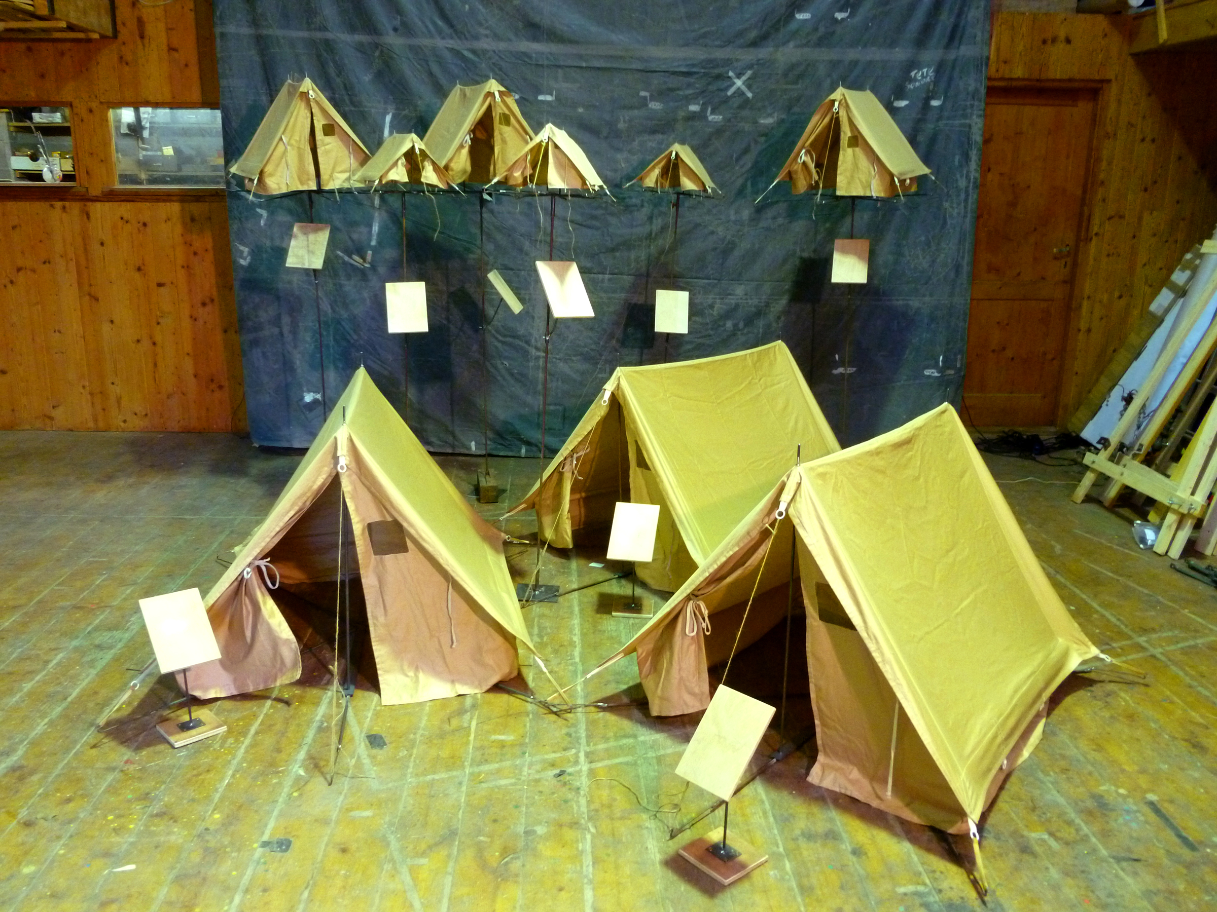 grandes tentes